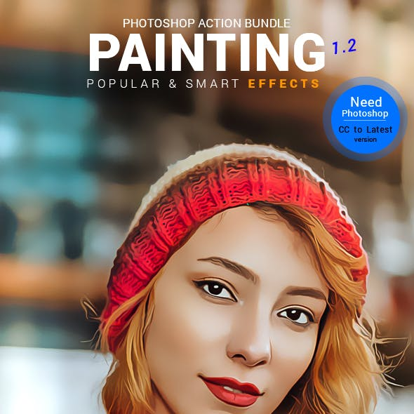 CS3+ Smart Painting Effects