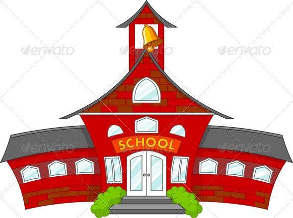School - Animals Characters
