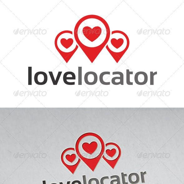 Love Locator Logo