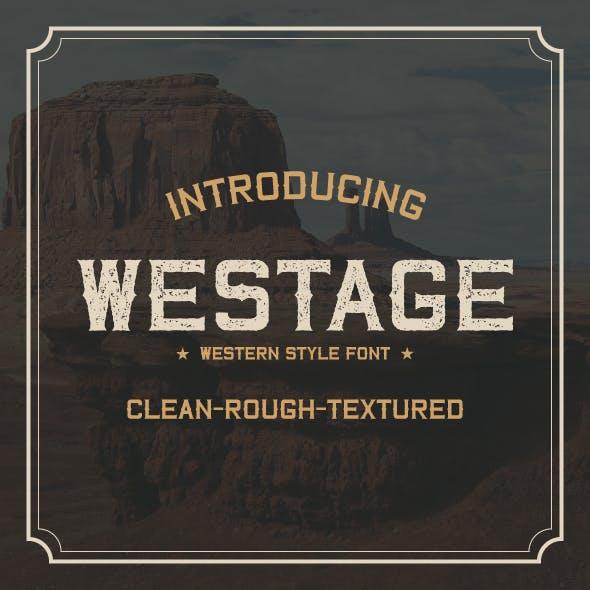Westage Font