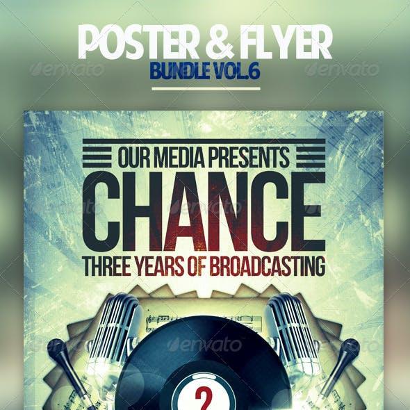 Poster & Flyer Bundle Vol.6