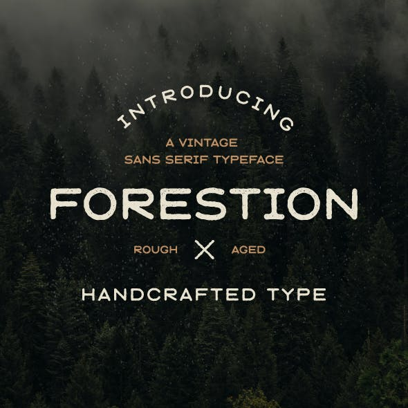 Forestion Font