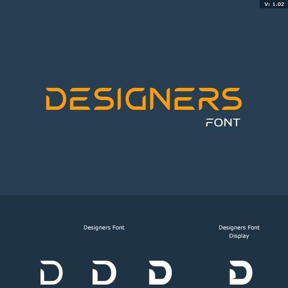 Designers Font