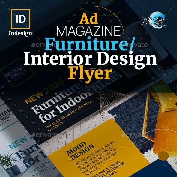 Flyer Furniture - Interior Design Vol 1