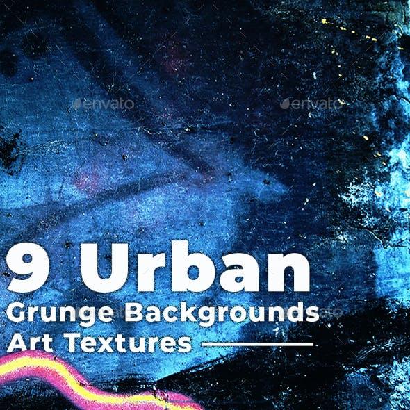 Grunge Urban Backgrounds Art Textures