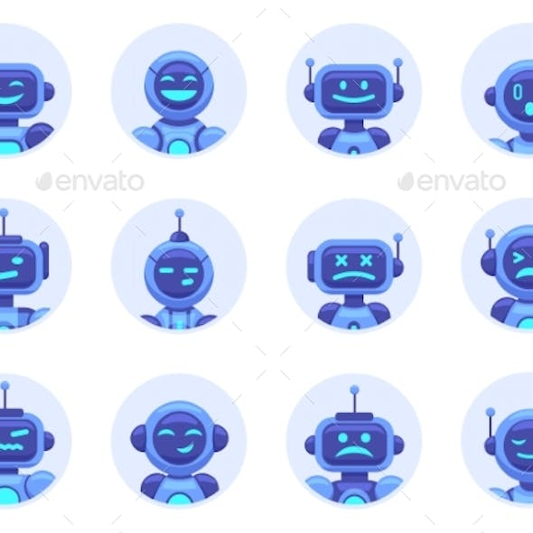 Chat Bot Avatars