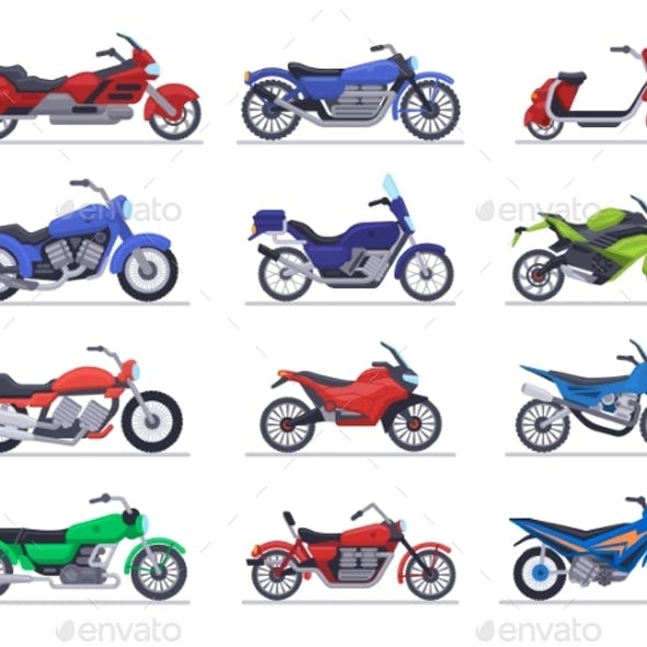 Motorbike Models