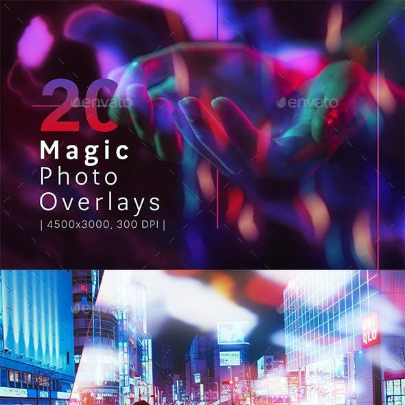 Magic Photo Overlays