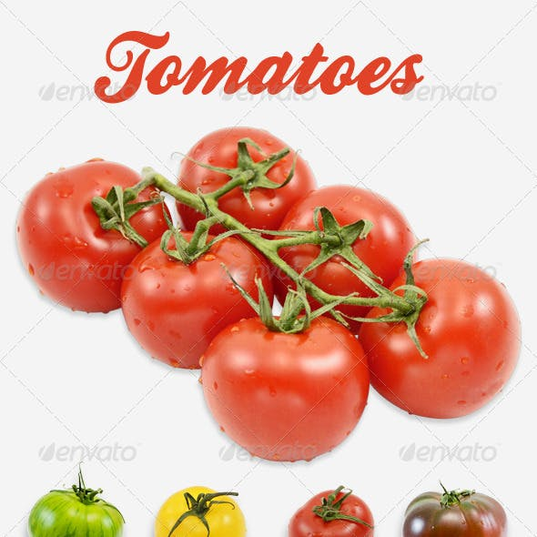 Tomatoes Pack