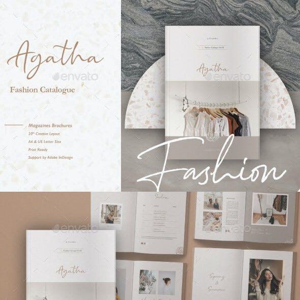 Agatha Fashion Catalog