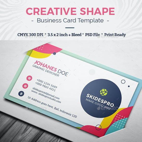 Creative Shape