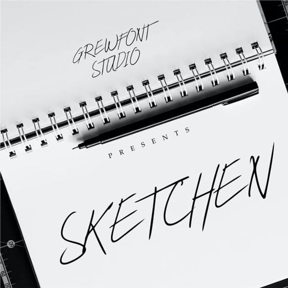 Sketchen - Truly Handwritten