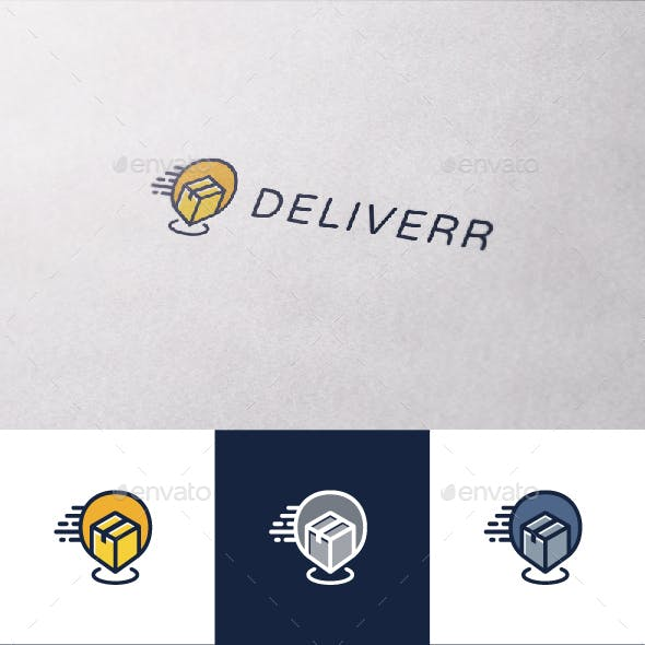 Package Delivery Logo