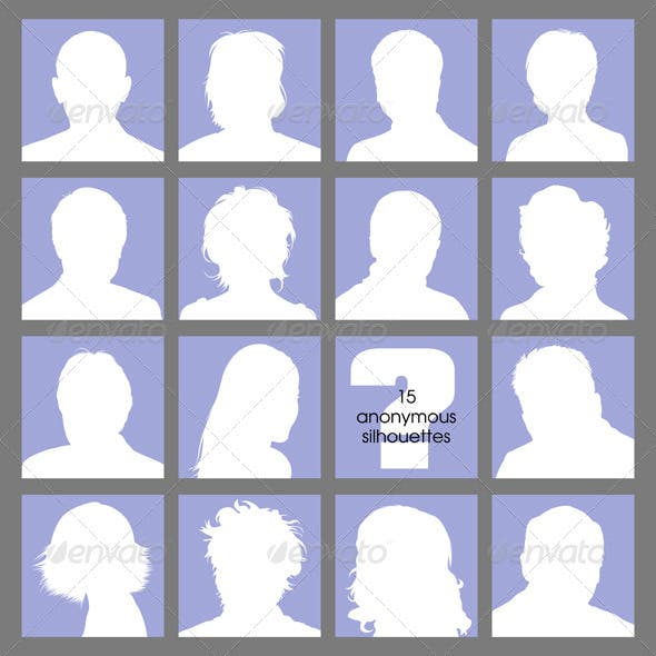Social Networks Anonymous Avatars