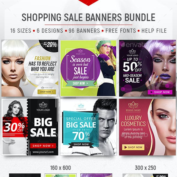 Sale Banners Bundle
