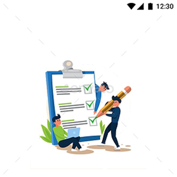 Service Provider  App UI kit | RepairHub