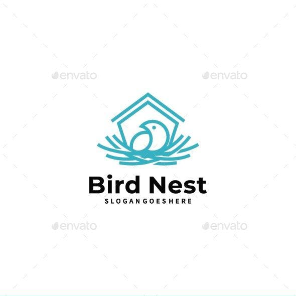 Bird Nest Logo