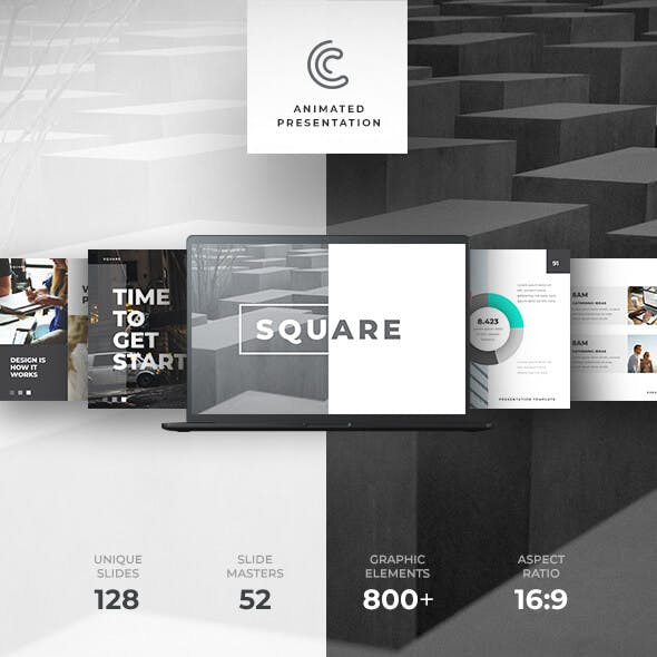 Square PowerPoint