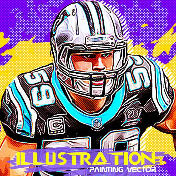 Illustration Painting Vector Action