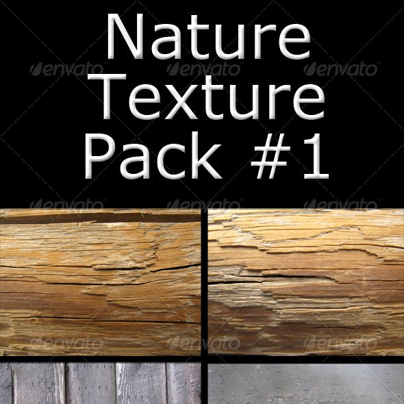 Assortment of 11 Wood Textures