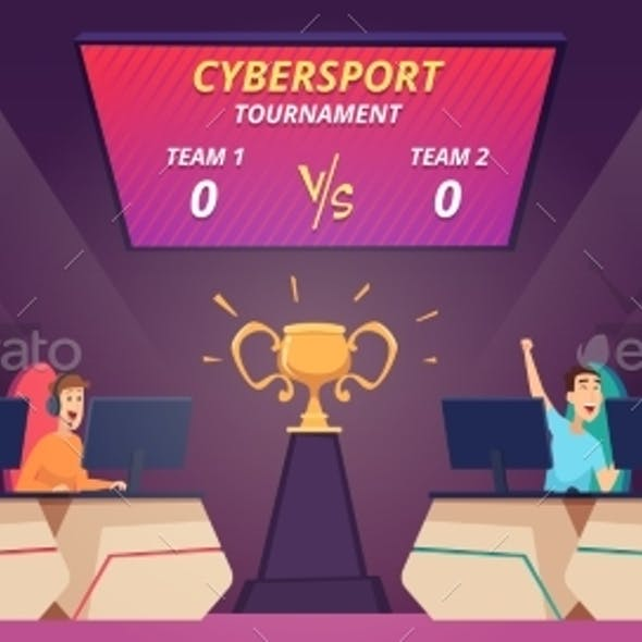 Cybersport Competition