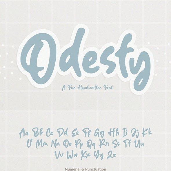 Odesty