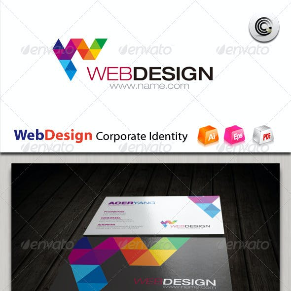 Web Design Corporate Identity