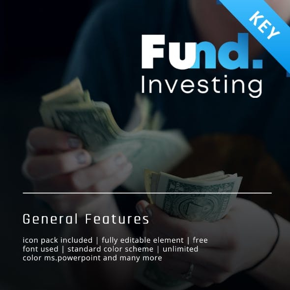 Fund Investment Keynote Presentation Template Fully Animated