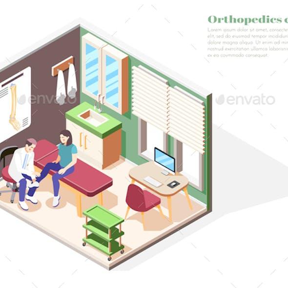 Orthopedics Clinic Concept