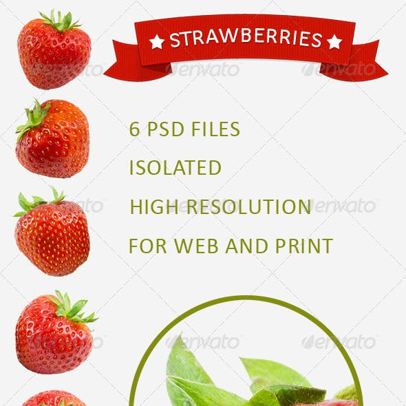 Strawberry Pack