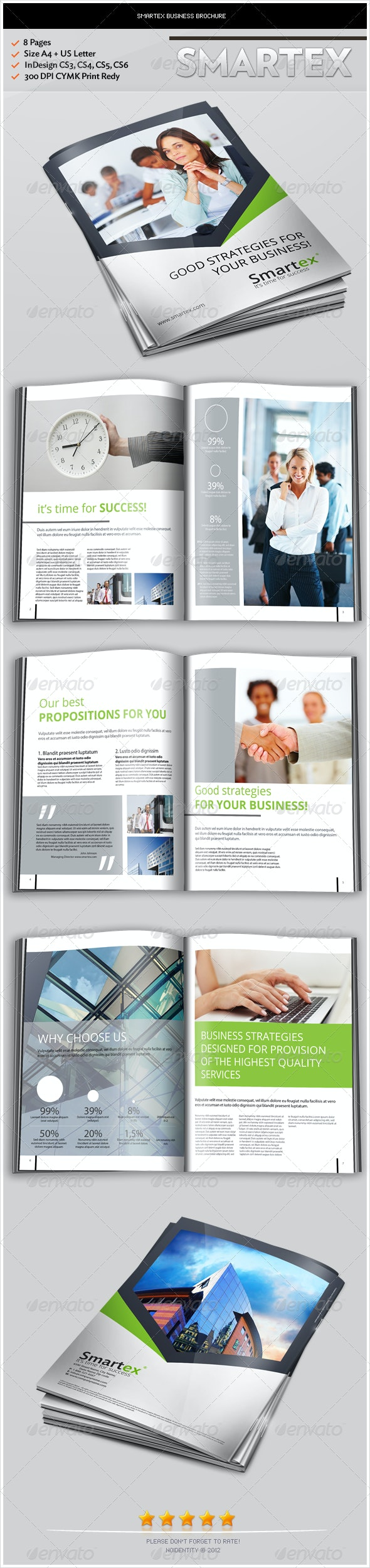 Smartex Business Brochure - Corporate Brochures