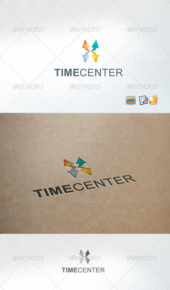 timecenter - Vector Abstract