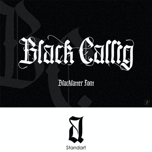 Black Callig