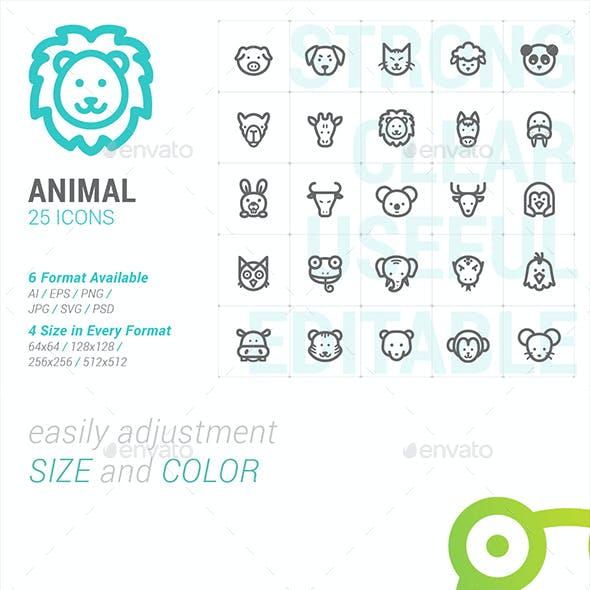 Animal & pet Mini Icon