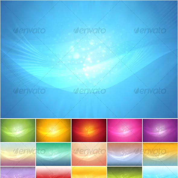 Abstrack background 2 - music