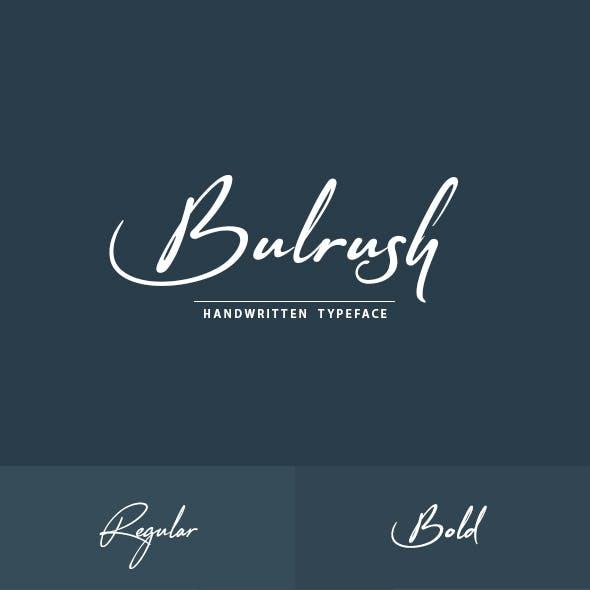 Bulrush Handwritten Font