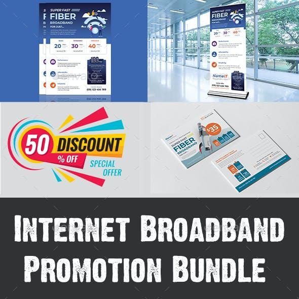 Internet Broadband Promotion Bundle