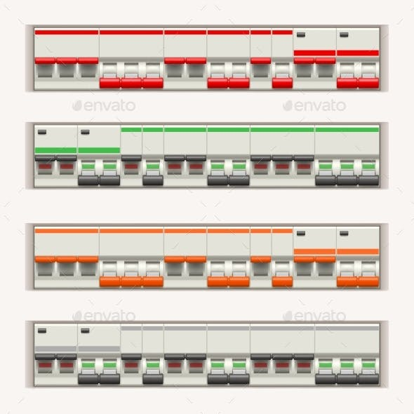 Electric Switches in Line