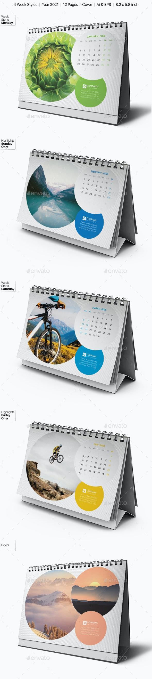 Calendar 21 - Calendars Stationery