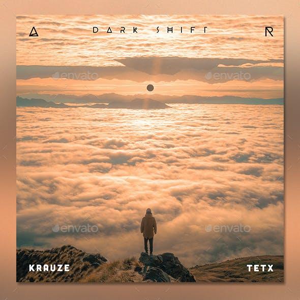 Space 12 Album Cover Template