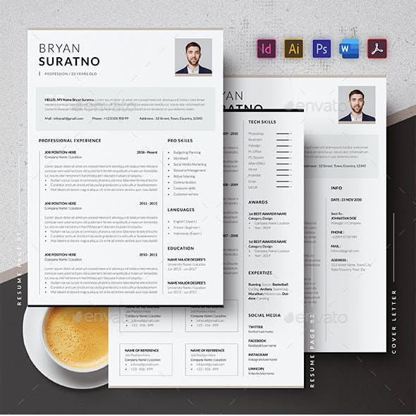 Simple Resume / CV