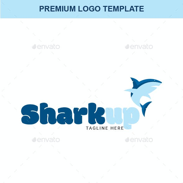 Sharkup Logo