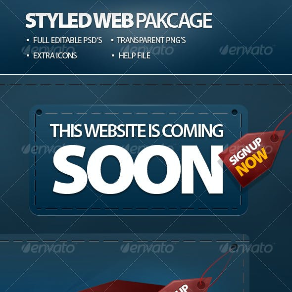 Web Styled Package