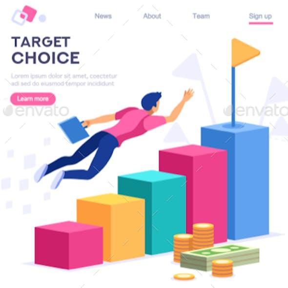 Achievement Target Choice Concept