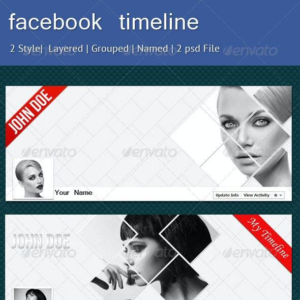 Stylish Facebook Timeline