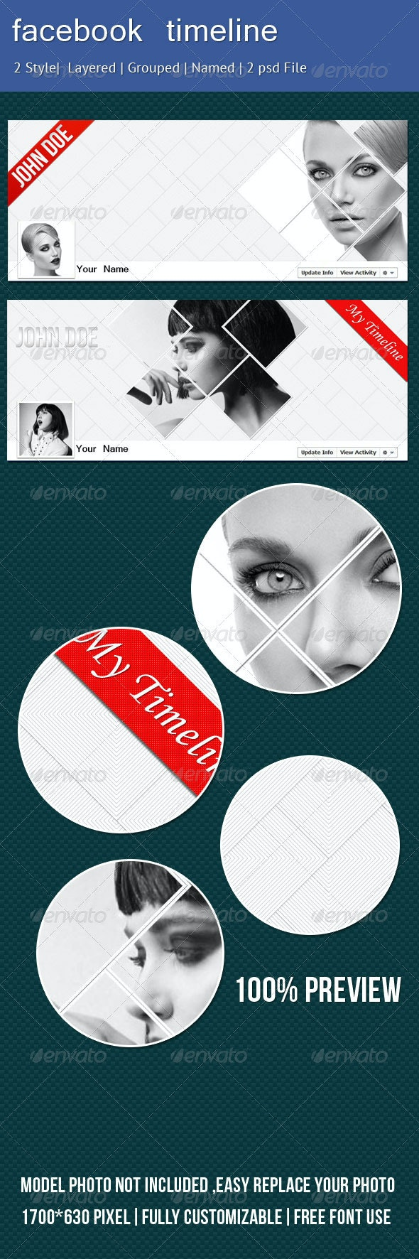 Stylish Facebook Timeline - Facebook Timeline Covers Social Media