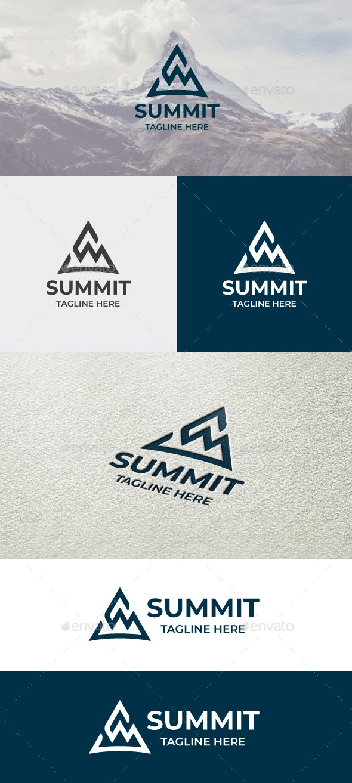 Summit - Nature Logo Templates