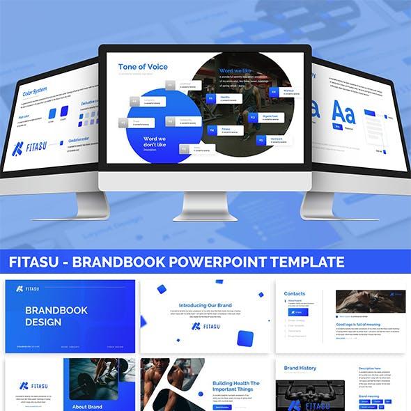Fitasu - Brandbook Powerpoint Template