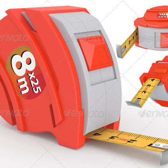 Tool a Measuring Tape