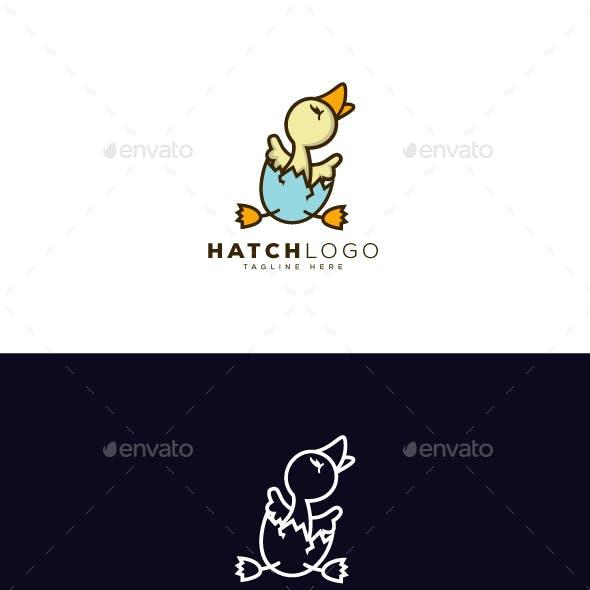 Hatch Duck Logo